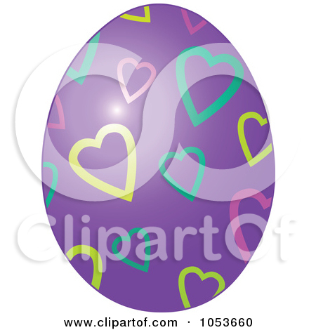 Purple easter egg clipart clipart transparent download Royalty-Free Vector Clip Art Illustration of a Purple Easter Egg ... clipart transparent download