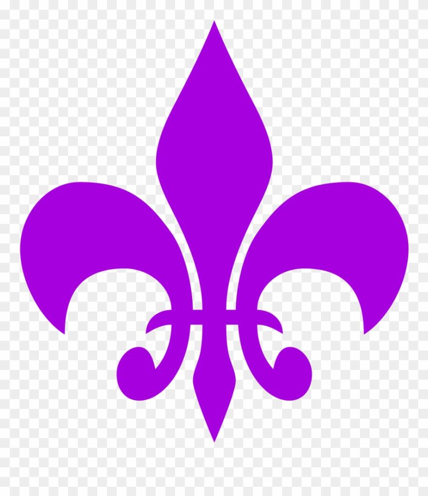 Purple fleur de lis clipart svg free download Need For Speed Clipart Symbol - Fleur De Lis Clipart Free ... svg free download