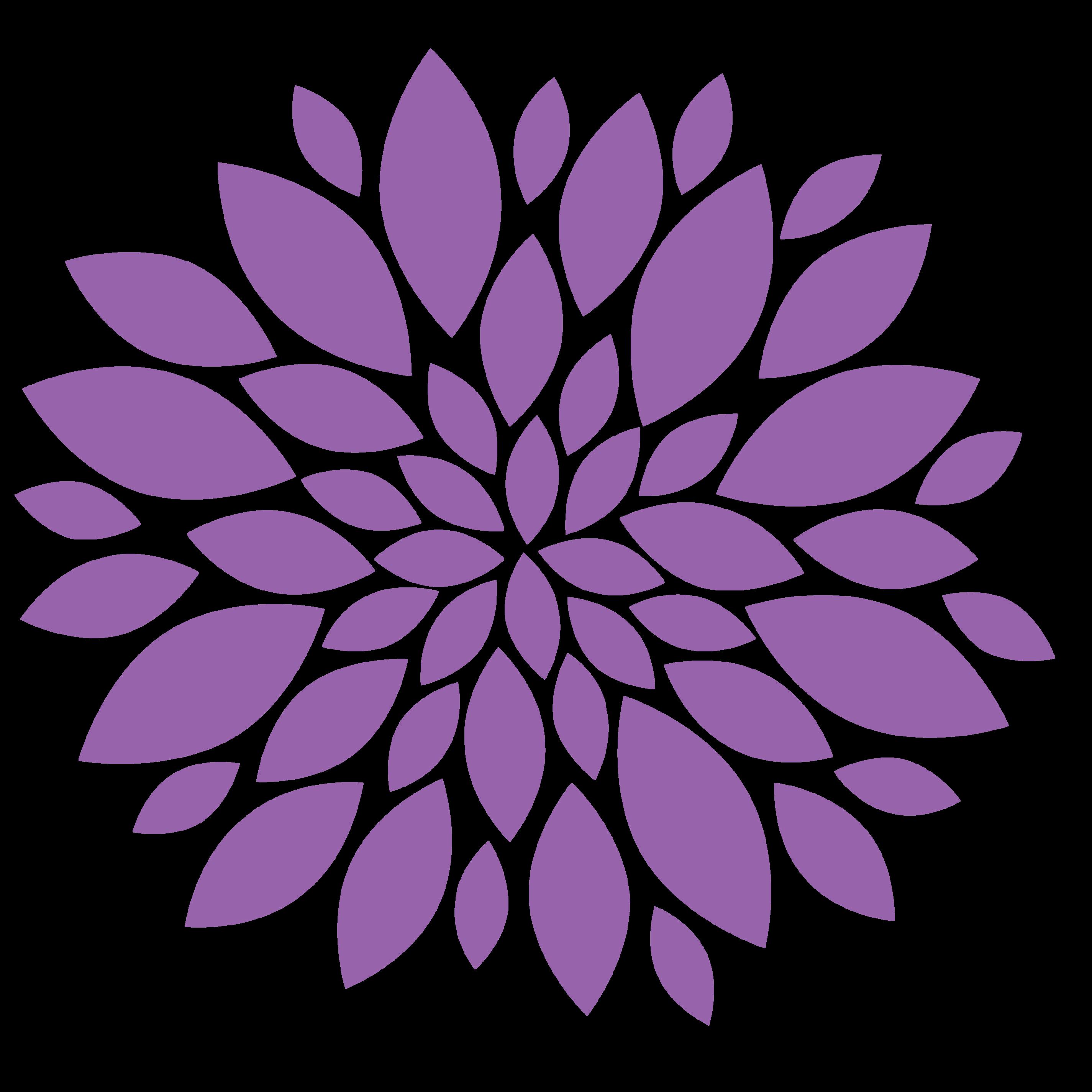 Dark purple heart clipart picture free download Clip art purple flower - ClipartFest picture free download