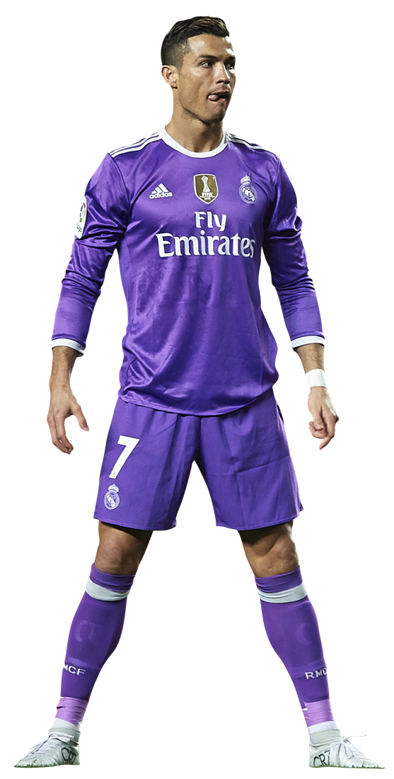 Purple football jersey clipart banner library Cristiano Ronaldo Purple Tshirt Real Madrid 2018 Png banner library