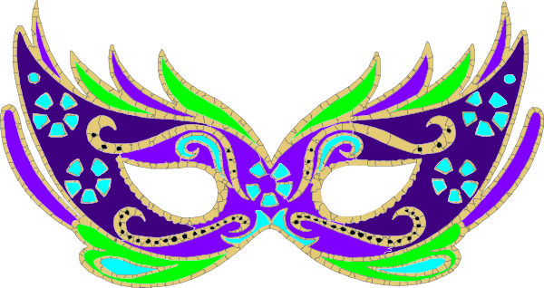Purple green and gold mardi gras mask clipart image freeuse download Mardi Gras Mask Clipart | Free download best Mardi Gras Mask ... image freeuse download