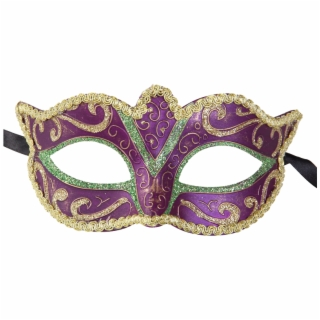 Purple green and gold mardi gras mask clipart image library library Free Masquerade PNG Images & Cliparts - Pngtube image library library