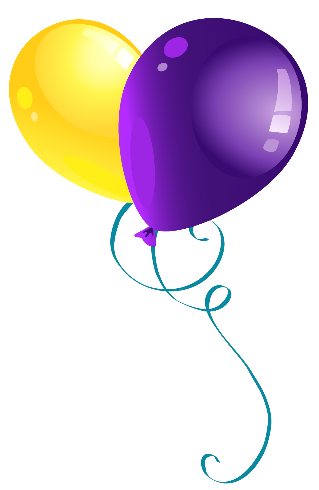 Purple one book clipart clip art free Yellow and Purple Balloons PNG Clipart Picture   Baby Shower Ideas ... clip art free