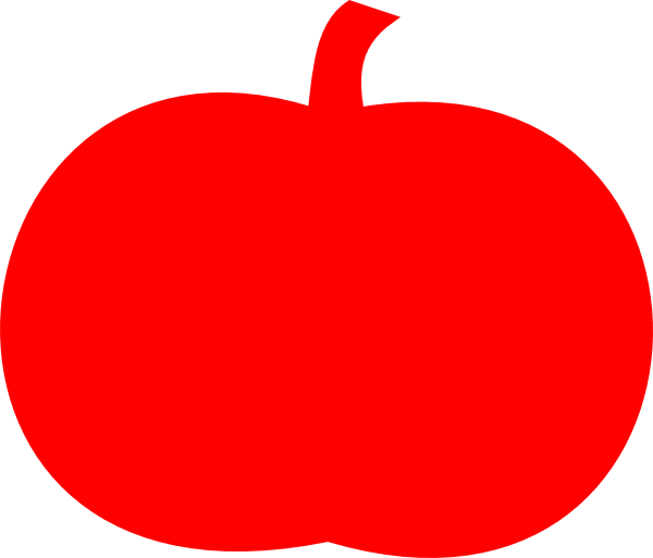 Red pumpkin clipart banner download Red Pumpkin Clip Art at Clker.com - vector clip art online, royalty ... banner download