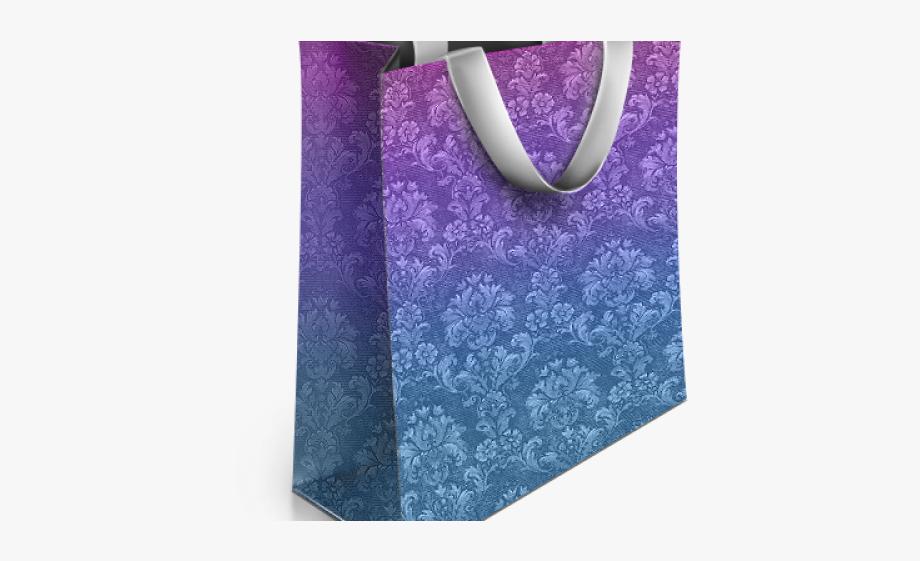 Purple shopping bag clipart jpg freeuse Shopping Bag Clipart Clear Background - Shopping Bag Icon ... jpg freeuse