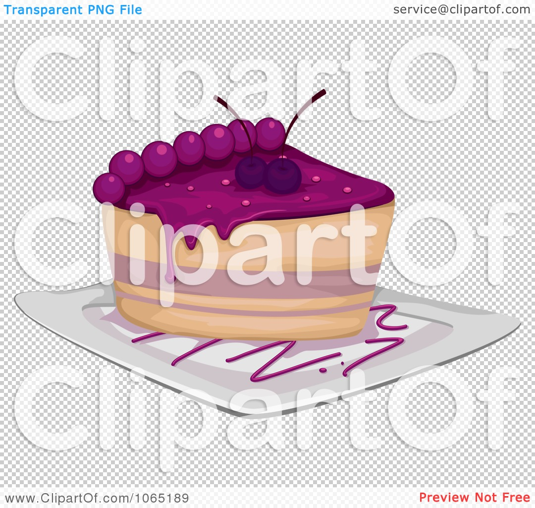 Purple slice cake art clipart png Clipart Slice Of Blueberry Cake - Royalty Free Vector Illustration ... png