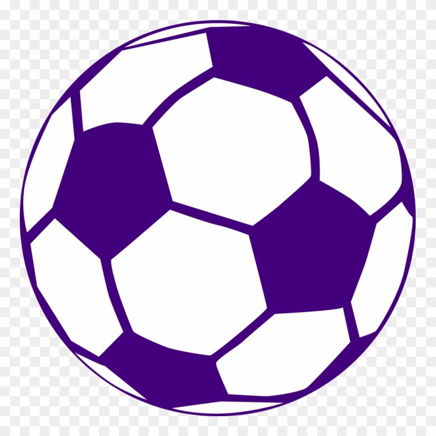 Purple soccer ball clipart jpg royalty free download A Soccer Ball - Aff Suzuki Cup 2010 Clipart (#48541 ... jpg royalty free download