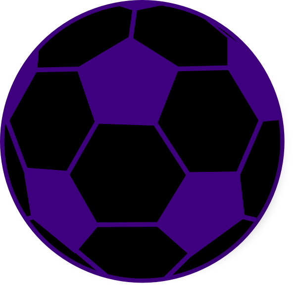 Purple soccer ball clipart clipart free Canyon Soccer Ball Clip Art at Clker.com - vector clip art ... clipart free