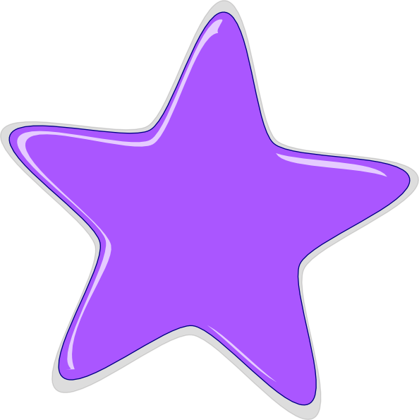 Purple star clipart clip art freeuse library The Top 5 Best Blogs on Purple Star Clipart clip art freeuse library