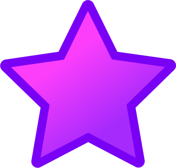 Purple stars clipart graphic black and white library Free Purple Star Cliparts, Download Free Clip Art, Free Clip ... graphic black and white library