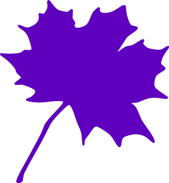 Purple tree clipart jpg download Purple Leaf Clip Art at Clker.com - vector clip art online, royalty ... jpg download