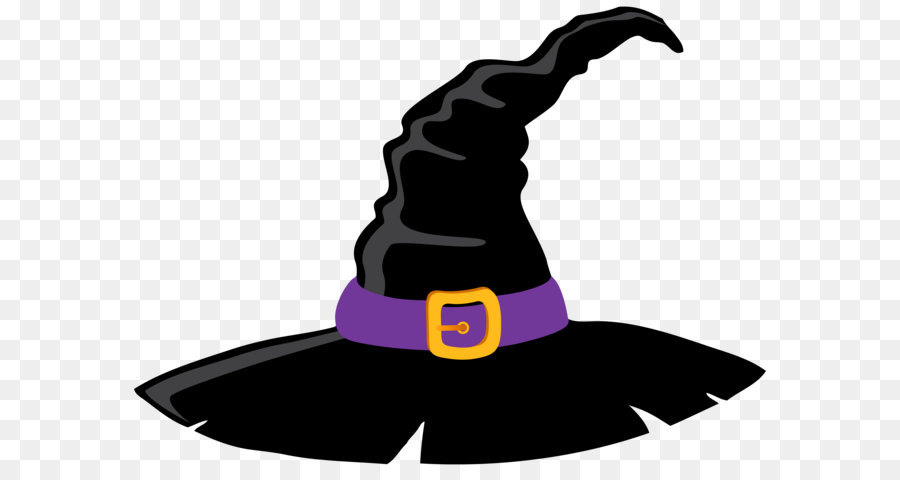 Witch hat clipart free image royalty free library Halloween Witch Hat png download - 6312*4571 - Free ... image royalty free library