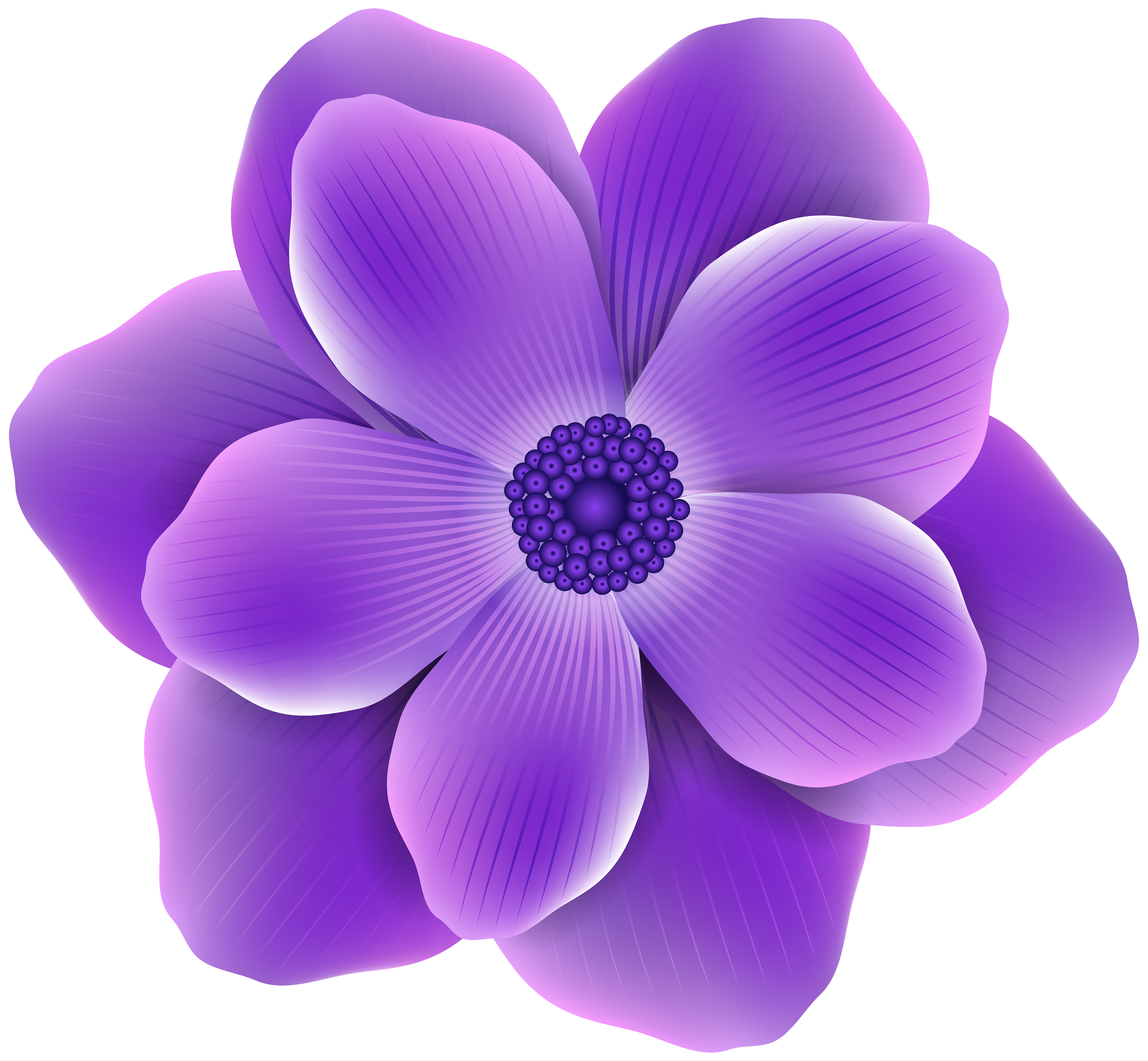 Purpleflowers clipart banner freeuse library Purple Flower PNG Clip Art Image | Gallery Yopriceville ... banner freeuse library