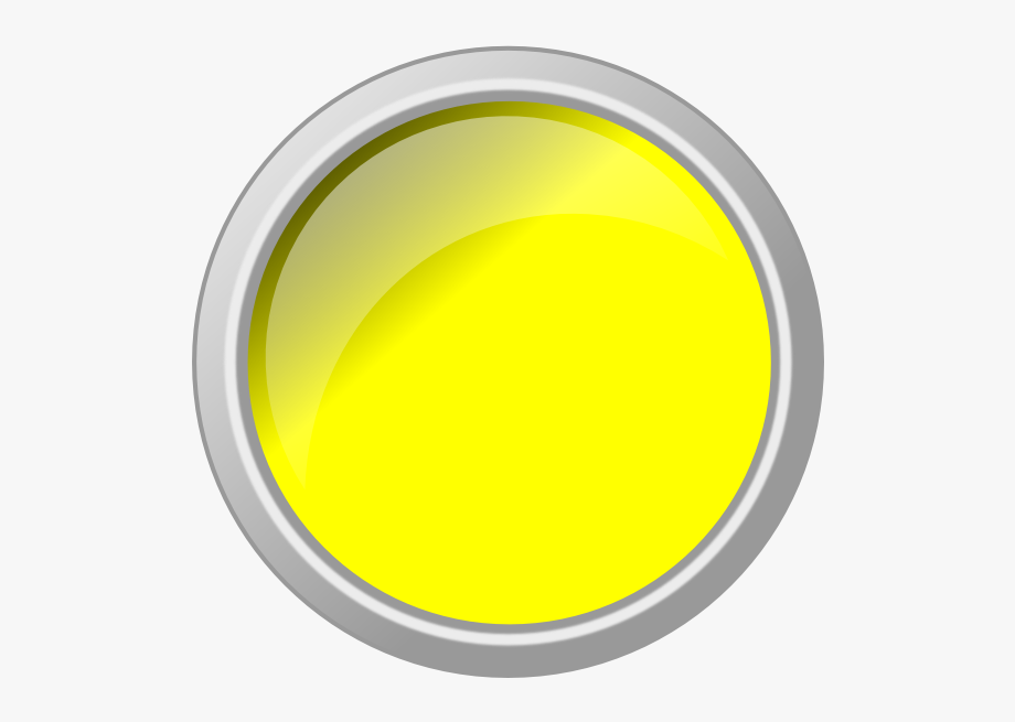 Push button clipart jpg library stock Original Png Clip Art File Push Button Yellow Glossy - Push ... jpg library stock