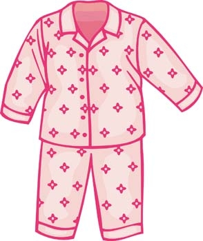 Put on pajamas clipart vector free library Free No Pajamas Cliparts, Download Free Clip Art, Free Clip ... vector free library