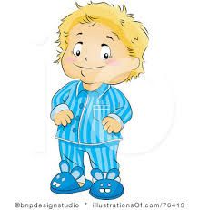 Put on pajamas clipart vector free stock Image result for cartoon images put on pajamas | Routines ... vector free stock