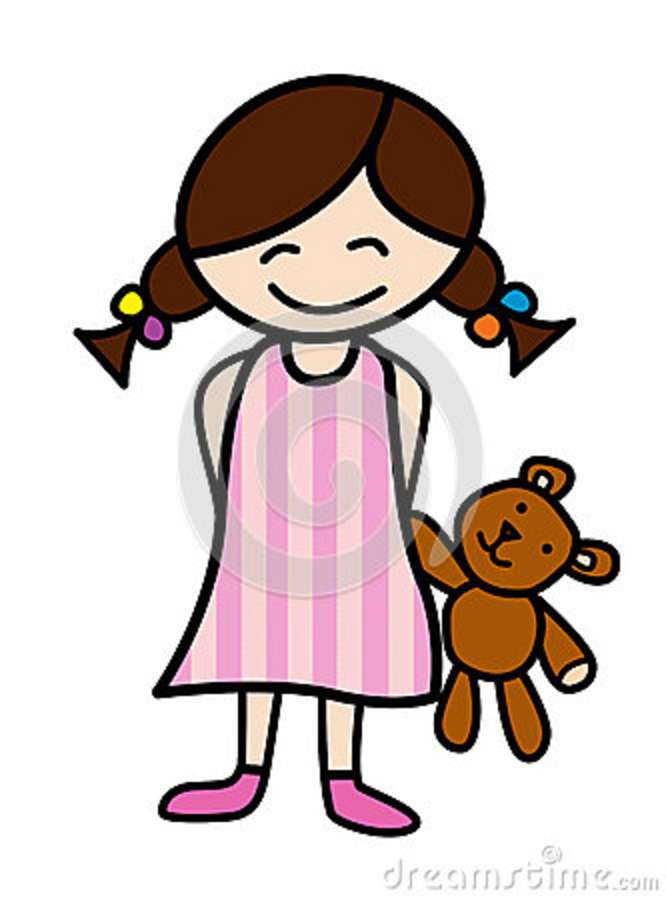 Put on pajamas clipart banner black and white download Putting on pajamas clipart 3 » Clipart Portal banner black and white download