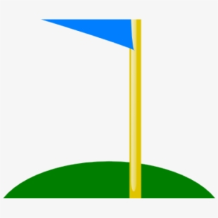 Putting green with flag black and white clipart banner black and white library Golfing Clipart Putting Green - Golf Clip Art Blue ... banner black and white library