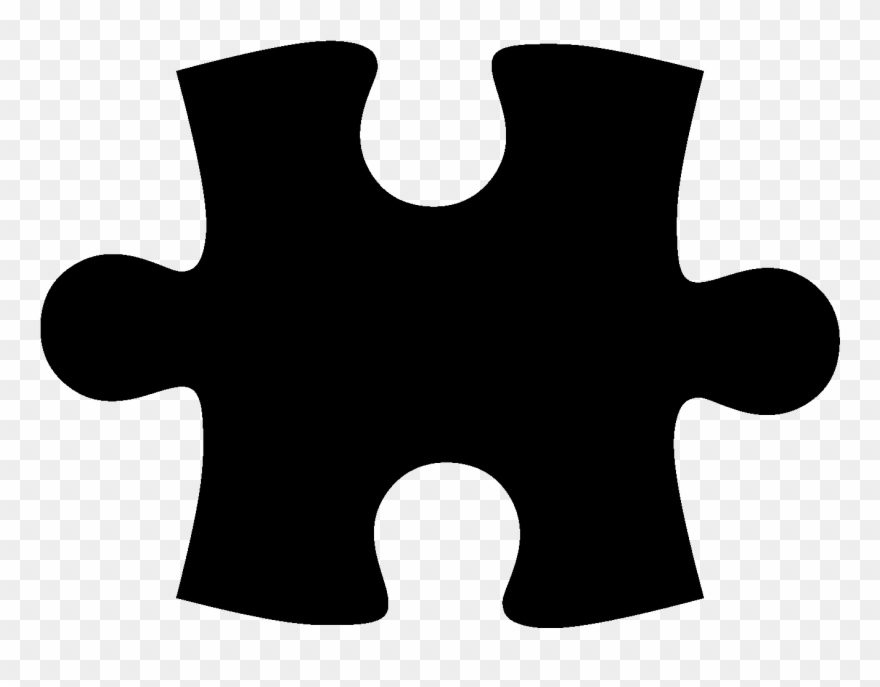 Puzzle clipart black vector freeuse download Puzzle - Jigsaw Piece Clipart (#193305) - PinClipart vector freeuse download