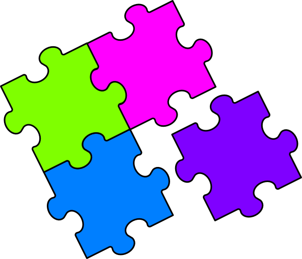 Puzzle games clipart png library stock Puzzle Piece Clipart Free | Free download best Puzzle Piece ... png library stock
