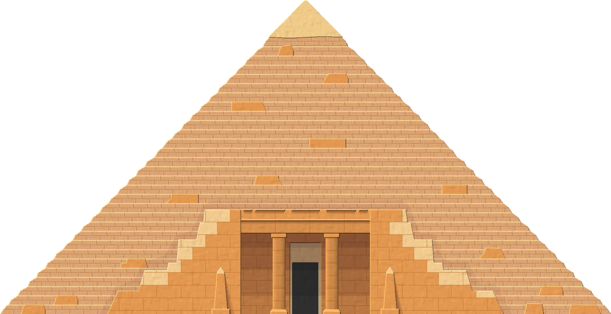 Pyramid of the sun clipart clip library stock Pyramid PNG Transparent Images | PNG All clip library stock