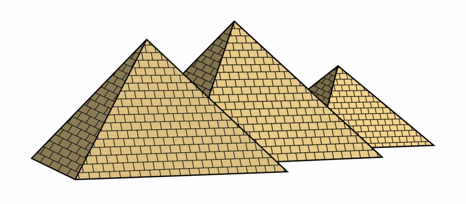 Pyramids clipart banner freeuse stock Pyramids Transparent Png - Egyptian Pyramids Png Free PNG ... banner freeuse stock