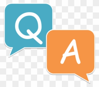Q&a logo clipart clip art freeuse stock Free PNG Questions And Answers Clip Art Download - PinClipart clip art freeuse stock