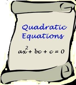 Quadratic function clipart graphic black and white library Quadratic Functions - An Introduction — Steemit graphic black and white library