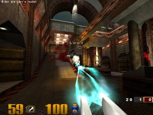 Quake 3 arena clipart graphic free Quake III Arena (OS X) - Macintosh Repository graphic free