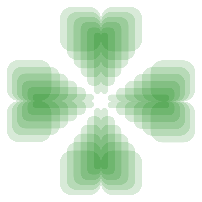 Quatrefoil cross clipart png royalty free Clipart - cloverleaf png royalty free
