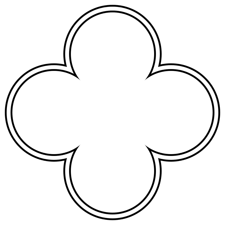 Quatrefoil cross clipart png freeuse library In art, architecture, and traditional Christian symbolism, the ... png freeuse library