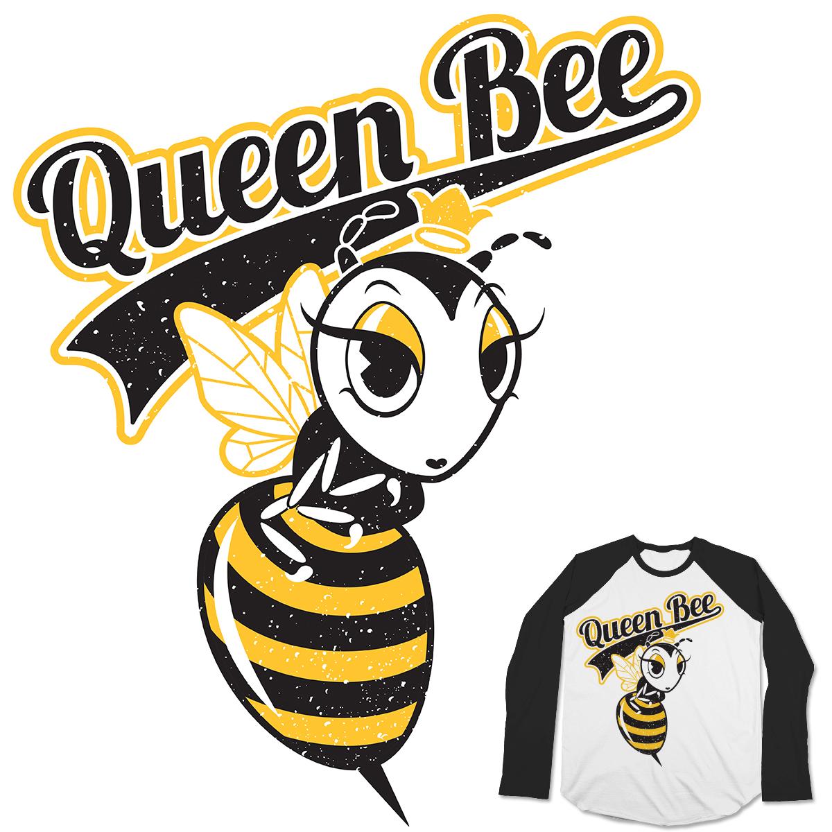 Queen bee cartoon clipart banner black and white download Free Queen Bee Cliparts, Download Free Clip Art, Free Clip ... banner black and white download