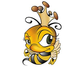 Queen bee cartoon clipart clip Free Cartoon Queen Bee, Download Free Clip Art, Free Clip ... clip