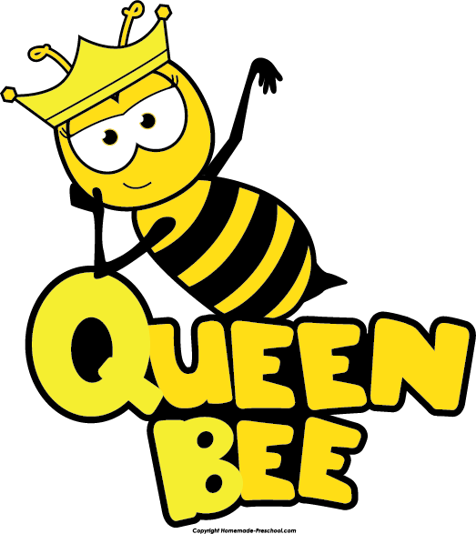 Queen bee cartoon clipart picture library library Cute Queen Clipart | Clipart Panda - Free Clipart Images ... picture library library