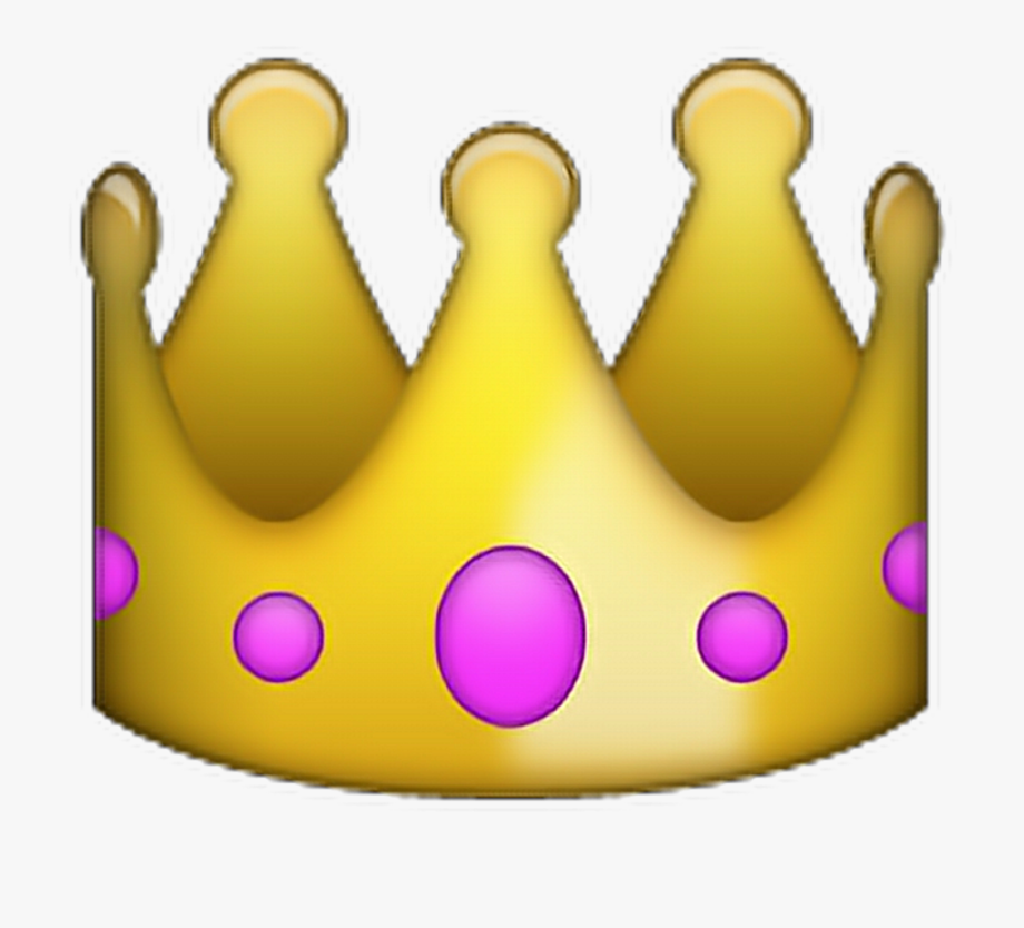 Queen emoji clipart graphic freeuse stock Crown Clip Cool - Iphone Transparent Crown Emoji #141298 ... graphic freeuse stock