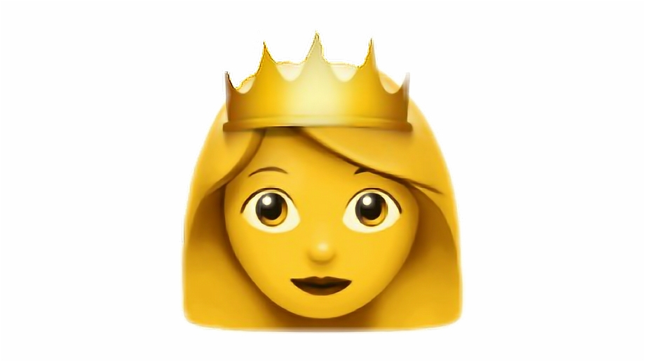 The queen whatsapp sticker