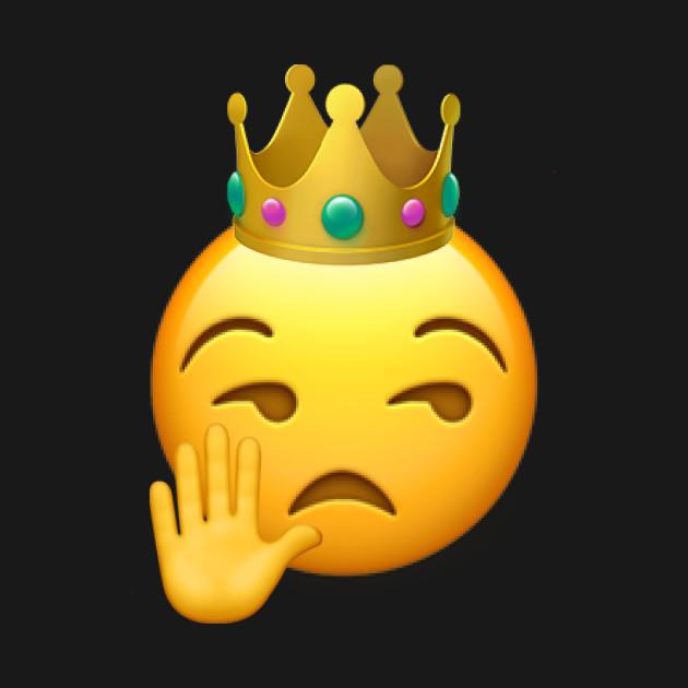 Queen emoji clipart jpg transparent library I\'m the Queen Emoji jpg transparent library