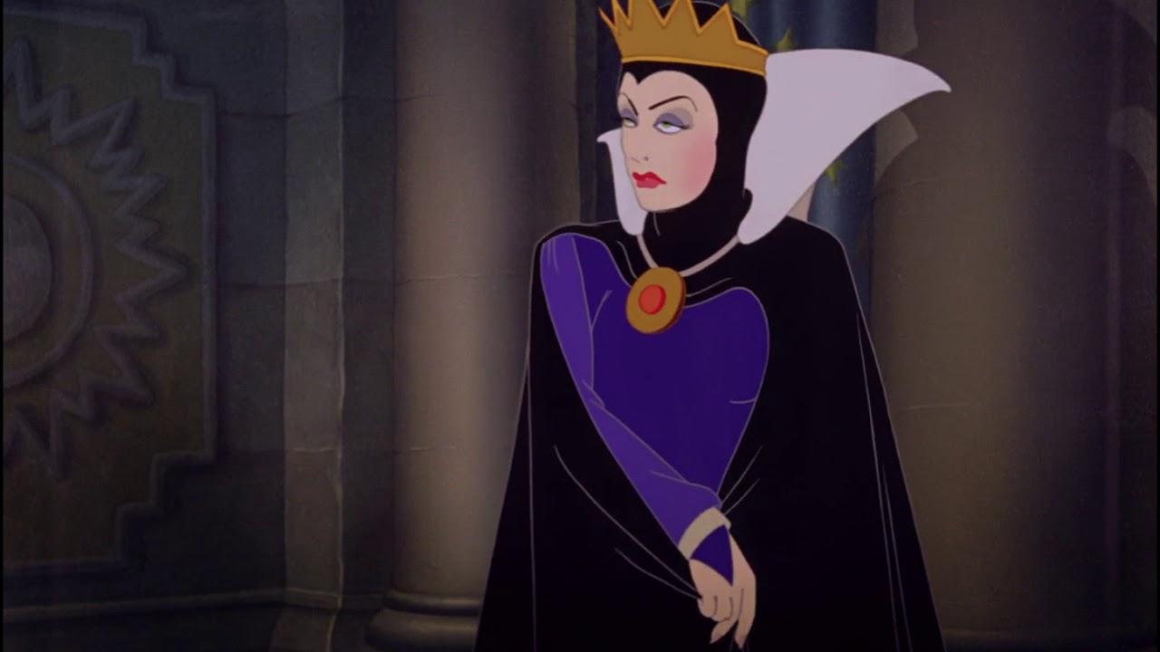 Queen guimhilde ugly disney characters clipart picture download Queen Grimhilde (1/9) English/Inglés \
