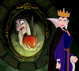 Queen guimhilde ugly disney characters clipart banner library library Evil Queen (Disney) - Wikipedia banner library library