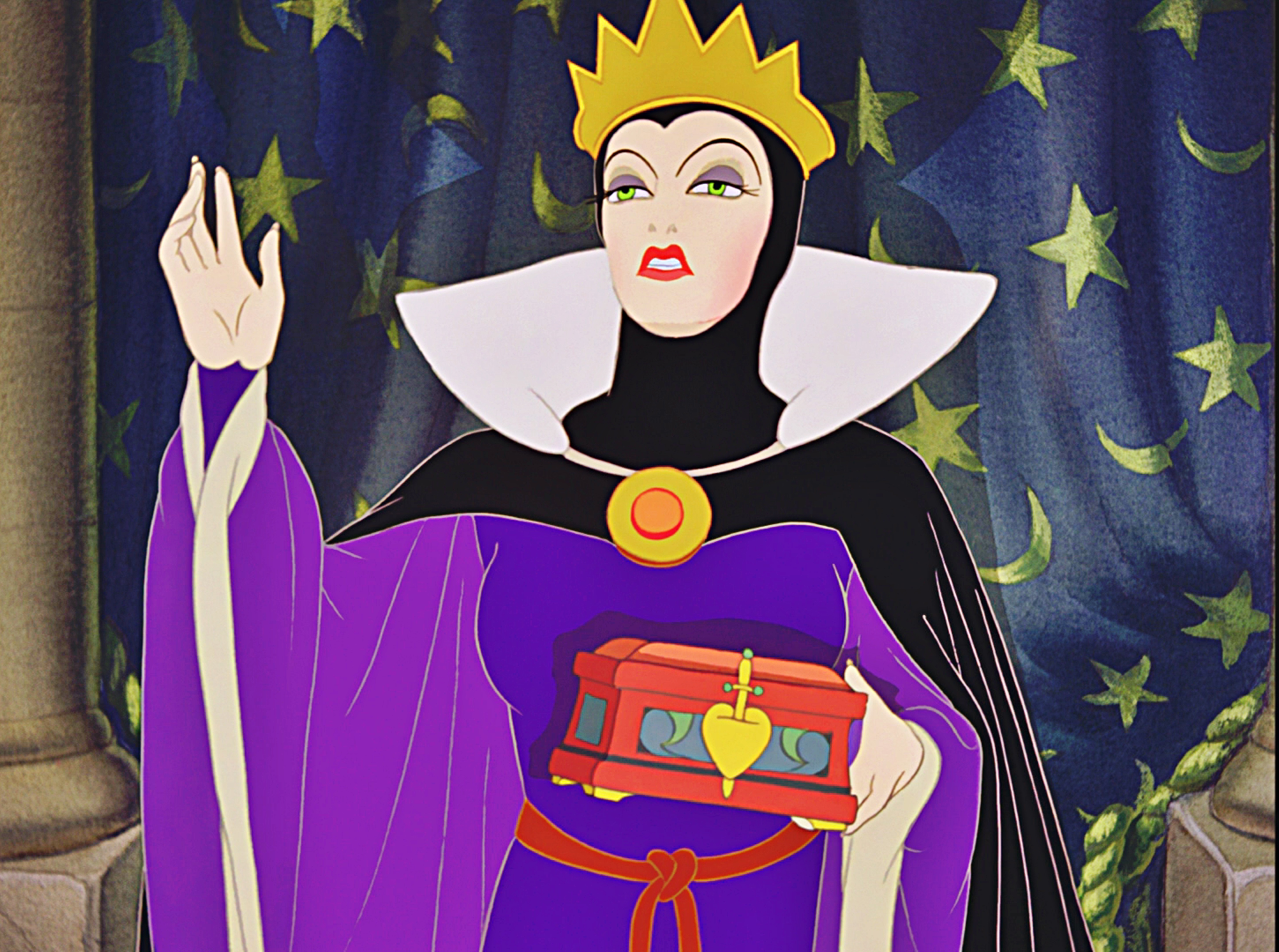 Queen guimhilde ugly disney characters clipart svg transparent download Create A Boss - Page 2 svg transparent download