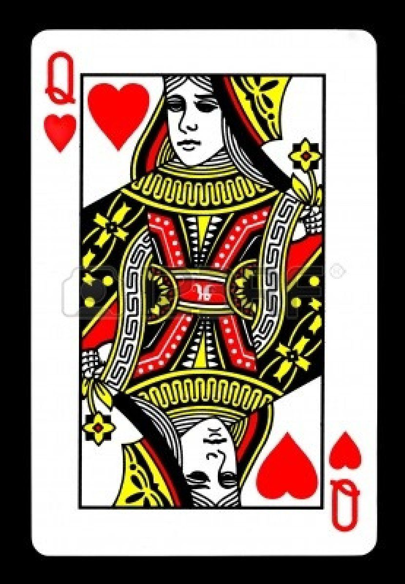 Queen of clubs playing card clipart istock graphic transparent Stock Photo | vintage prints in 2019 | Queen of hearts card ... graphic transparent