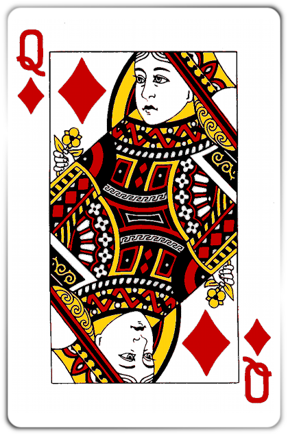 Queen of diamonds clipart royalty free library Image result for queen of diamonds | Memoir | Cards, Playing ... royalty free library