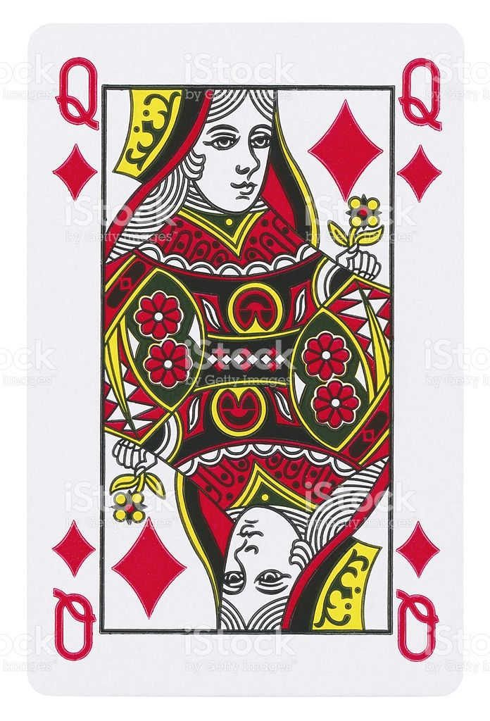 Queen of diamonds clipart image freeuse stock Image result for queen of diamonds card | Playing Cards in ... image freeuse stock
