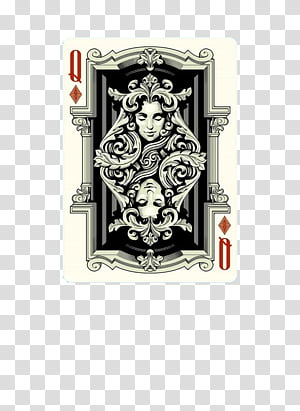 Queen of diamonds clipart clipart freeuse library Playing Cards, Queen of Diamonds card transparent background ... clipart freeuse library
