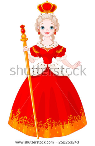 Queen of england cute clipart banner free library Queen Stock Images, Royalty-Free Images & Vectors | Shutterstock banner free library