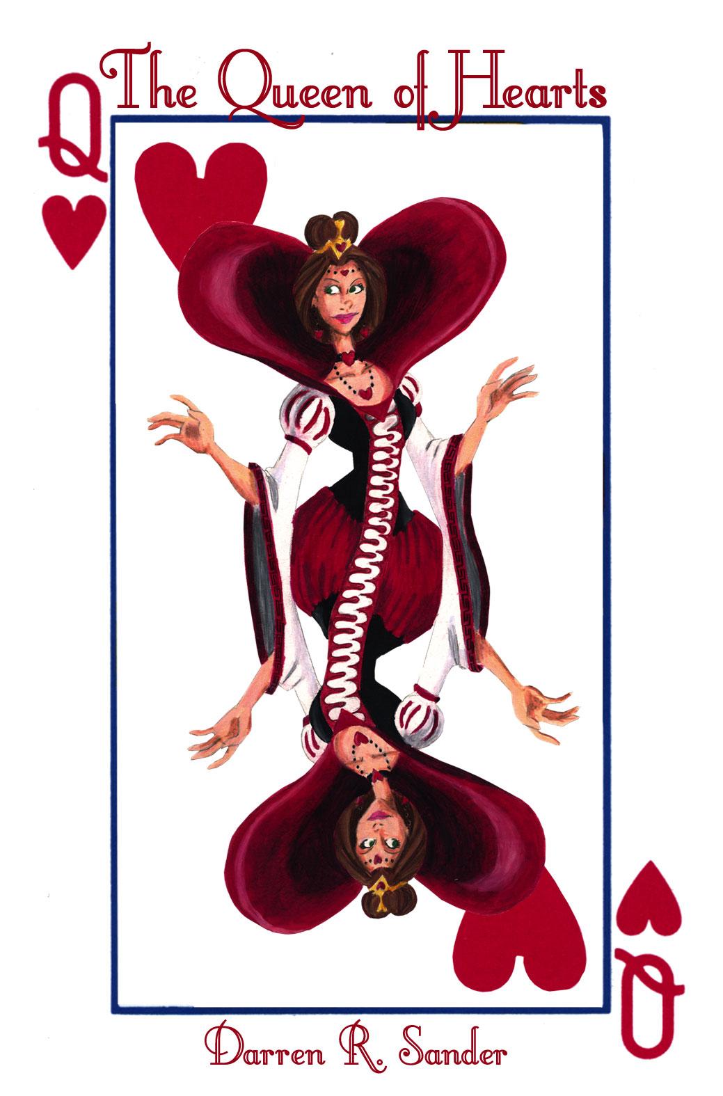 Queen of hearts clip art clip Queen Of Hearts By Animatorsc On Deviantart #A82INI - Clipart Kid clip