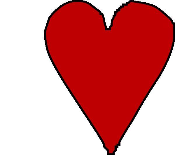 Queen of hearts clip art banner transparent download Queen Of Hearts Clip Art at Clker.com - vector clip art online ... banner transparent download