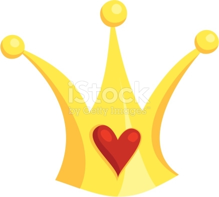 Queen of hearts crown clipart banner royalty free library Queen of hearts crown clipart - ClipartFest banner royalty free library