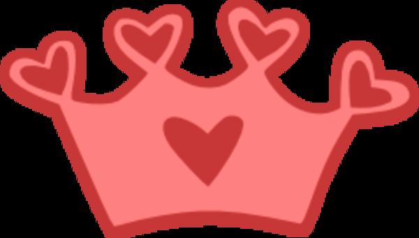 Queen of hearts crown clipart graphic Queen of hearts crown clipart - ClipartFest graphic