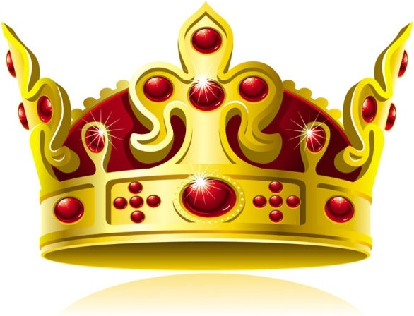 Queen of hearts crown clipart graphic free download Crown free vector download (800 Free vector) for commercial use ... graphic free download